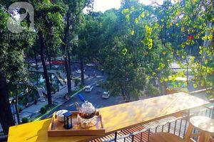 Những quán cà phê mở xuyên Tết ở Sài Gòn
