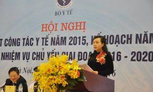 Bộ trưởng Bộ Y tế thừa nhận ngành y tế vẫn có những bác sĩ vòi vĩnh