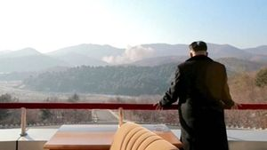 Phóng thành công tên lửa, Triều Tiên thử tiếp hạt nhân
