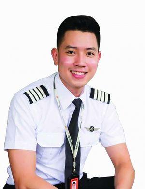 Gặp gỡ Cơ trưởng trẻ nhất Việt Nam Nguyễn Quang Đạt: Tuổi trẻ và đam mê