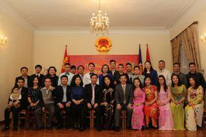 Người Việt tại Mông Cổ đón Tết Bính Thân