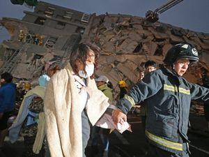 26 người thiệt mạng trong trận động đất tại Đài Loan (Trung Quốc)