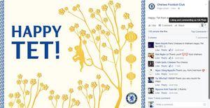 ĐIỂM TIN TỐI (8.2): Chelsea chúc Tết CĐV Việt Nam, M.U định ngày sa thải Van Gaal