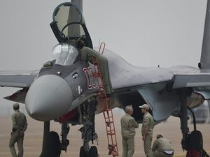 Trung Quốc mua tiêm kích Su-35 của Nga để làm gì?