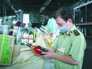 TP.HCM mạnh tay chống hàng lậu, gian lận thương mại