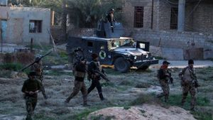 """Một """"chỉ huy cấp cao"""" của IS bị không kích tiêu diệt tại Iraq"""