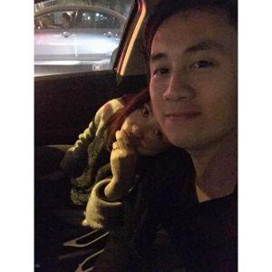 Châu Bùi và Hà Lade cùng 'khóa môi' tình cảm với bạn trai trong đêm giao thừa