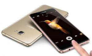 """Galaxy A9 Pro màn hình 5,5 inch, cấu hình """"khủng"""" lộ diện"""
