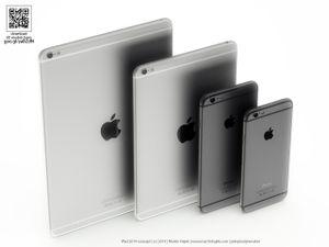 iPad Air 3 lộ thiết kế, cấu hình như iPad Pro