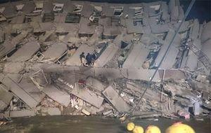 Tiết lộ điềm báo trước về vụ động đất kinh hoàng ở Đài Loan