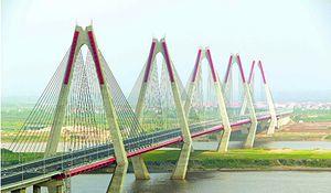 Hà Nội hiện đại qua các công trình giao thông