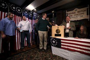 Bang New Hampshire bắt đầu bầu cử sơ bộ