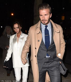 Vợ chồng Beckham - Victoria bình thản trước tin đồn ly hôn