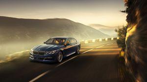 BMW Alpina B7 xDrive 2017 trình làng, công suất 600 mã lực
