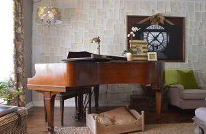 Biến tấu cho nhà xinh với những loại giấy dán tường đặc biệt