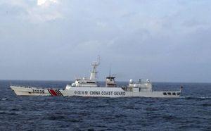 Tàu do thám Trung Quốc chờn vờn ngoài khơi Nhật Bản