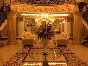 Choáng ngợp với phòng khách nguy nga như cung điện của Lý Nhã Kỳ