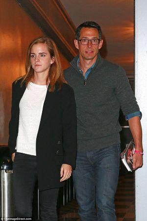 Emma Watson hẹn hò với doanh nhân công nghệ lớn hơn 10 tuổi