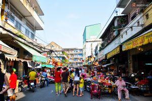 Phố người Hoa ở Sài Gòn đón Tết âm lịch như thế nào?