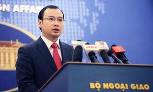 Việt Nam quan ngại vụ phóng tên lửa của Triều Tiên