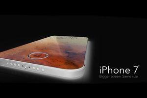 Bản dựng iPhone 7 không viền với nút home chìm độc đáo