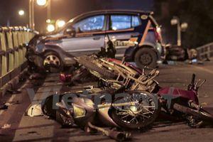 37 người chết vì tai nạn giao thông trong ngày mùng 3 Tết