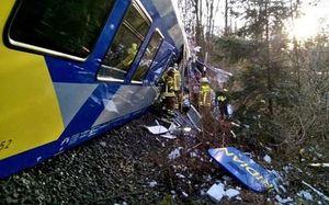 Tai nạn tàu hỏa ở Đức, gần 200 người thương vong