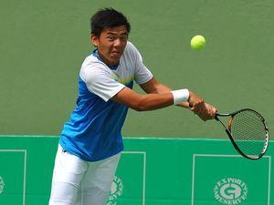 Lý Hoàng Nam sang Trung Quốc tìm điểm trên bảng xếp hạng ATP