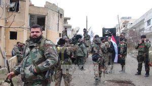 Nga bác nhận định của Thủ tướng Đức về chiến dịch không kích ở Syria