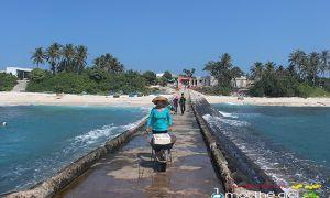 Ước mong từ đảo Bé, 'vệ tinh' của đảo Lý Sơn