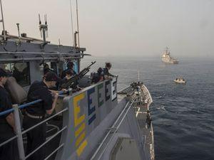 Mỹ và Ấn Độ cân nhắc tuần tra chung trên Biển Đông