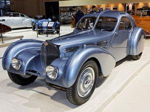 Top 10 chiếc xe cổ được bán đấu giá cao nhất trong lịch sử