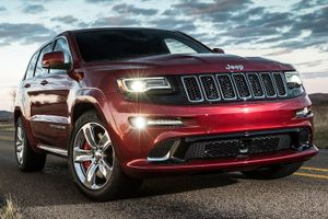 """Top xe SUV sở hữu động cơ """"khủng"""" nhất năm 2015"""