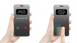 Chưa ra mắt, LG G5 đã có vỏ Quick Cover chính hãng