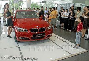BMW đạt doanh số bán xe cao kỷ lục trong tháng Một