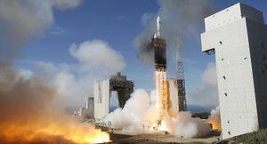 Báo Nga: Mỹ vừa phóng thành công vệ tinh do tham tối mật