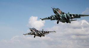 Tình hình Syria: Nga tiêu diệt gần 2.000 cơ sở của khủng bố
