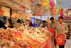 Mùng 4 Tết, các siêu thị trên toàn quốc mở cửa bán hàng trở lại