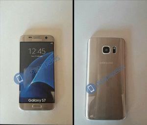 HOT: Ảnh thực tế Galaxy S7 màu vàng xuất hiện