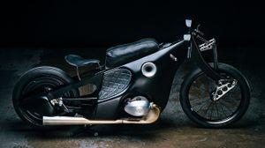 BMW Landspeeder - Tuyệt phẩm ra đời từ huyền thoại quá khứ