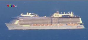 Du thuyền chở 4.500 hành khách gặp bão lớn trên biển