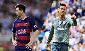 Ronaldo và Messi sớm gia nhập đội bóng của Trung Quốc