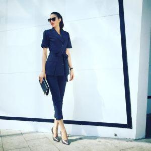 Đã mắt với street style của người đẹp Việt dịp đầu Xuân