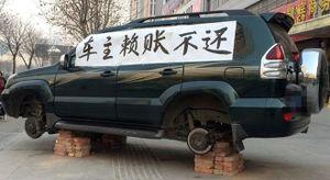 """Những cách """"ăn vạ đòi tiền"""" chẳng có ở đâu ngoài Trung Quốc"""