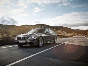 BMW M760i xDrive 2017 siêu sang trọng chính thức xuất hiện