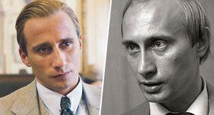 """Xuất hiện nam diễn viên giống Putin đến ngỡ ngàng, DiCaprio gặp """"đối thủ""""?"""
