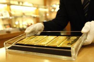 Giá vàng thế giới có thể lên đến 1.400 USD/ounce