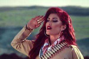 """Những """"bóng hồng"""" người Kurd phi xe tăng giải phóng sân bay Menagh"""