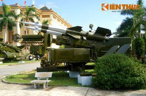 Khám phá kinh ngạc tên lửa SA-3 Việt Nam nhận năm 1972