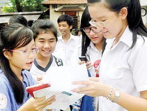 4 điều chỉnh có lợi cho thí sinh trong kỳ thi THPT quốc gia 2016